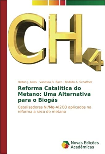 Reforma Catalítica do Metano: Uma Alternativa para o Biogás: Catalisadores Ni/Mg-Al2O3 aplicados na reforma a seco do metano (Portuguese Edition): Helton J. ...