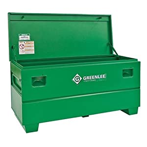9. Greenlee 1332 Storage Chest, 32-Inch By 14-Inch By 19-Inch