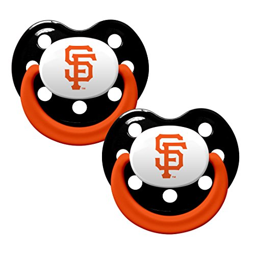 Francisco Giants 2 Tone Infant Pacifier