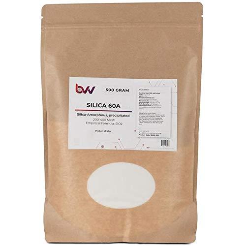 BVV Silica 60A - 500 Gram Bag