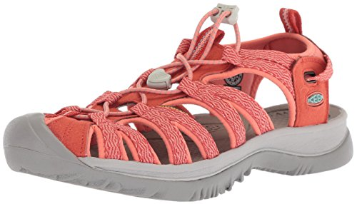Sandalen KEEN Crabapple Summer Fig Outdoor W Whisper w6UO7