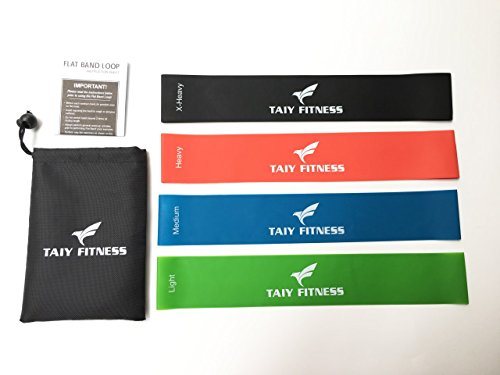 Taiy Fitness Resistance Eco Friendly Instruction