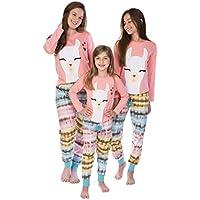 Pijama Infantil Lhama 01