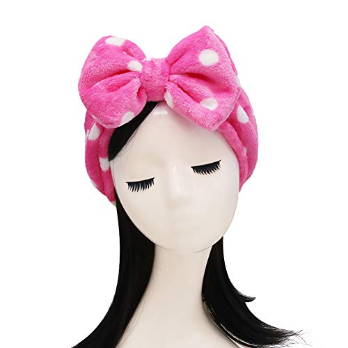 Shintop Caroset Cosmetic Headband Hairlace