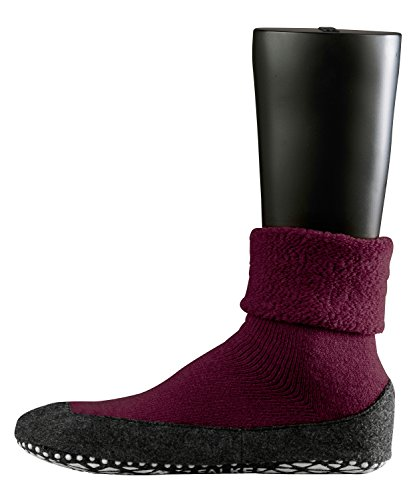 Falke Chaussettes Rouge Cosyshoe garnet 8185 Rot Opaque Homme qSqwpvf8zr
