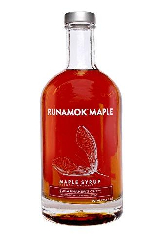 Runamok Maple - Sugarmaker's Cut Organic Maple Syrup - ()