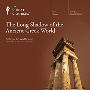 The Long Shadow of the Ancient Greek World Lecture