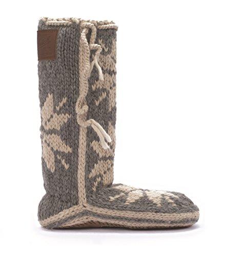 Woolrich Women's Chalet Sock Slipper, Twilight, Small/6-8 M US