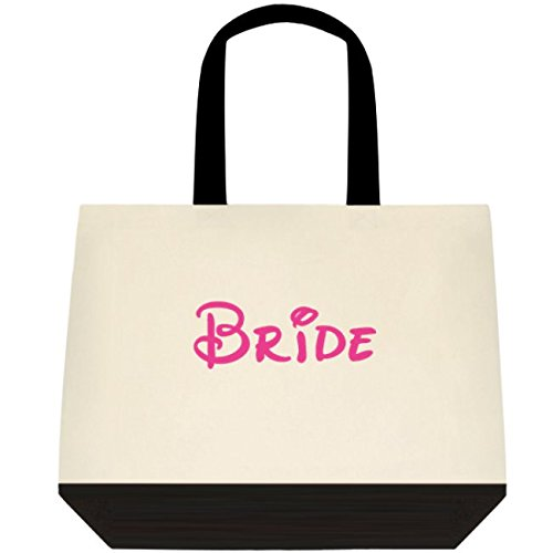 Disney Fairy Handbag (Heartfelt Hospitality Pink Bride Fairytale Wedding Planning Bride Tote Bag)