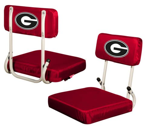 Georgia Bulldogs Stadium Cushion - 1