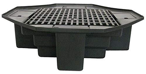 EasyPro+ Statuary Fountain Basin 46-Gallon Capacity FBL48 Eco-Series 48