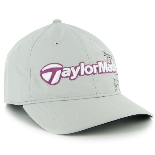 UPC 847903073331, TaylorMade Women's Chelsea 2.0 Hat (Silver/Pink)