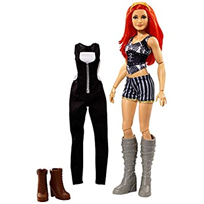 WWE Superstars Becky Doll: Toys & Games