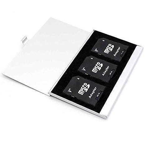 pctc® Profesional tarjeta de memoria y funda de tarjeta ...