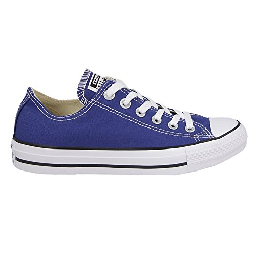 Mixte Basses Taylor Blu Adulte Star All Converse Baskets Chuck wx1qYqX7