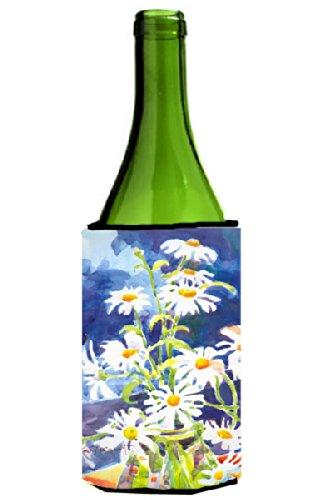 Flowers - Daisy Wine Bottle Beverage Insulator Beverage Insulator - Wine Daisy