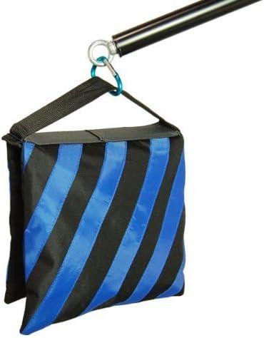 LimoStudio Heavy Duty Sandbags Video Sand Bag Light Stand Sandbags Saddle Bag AGG358