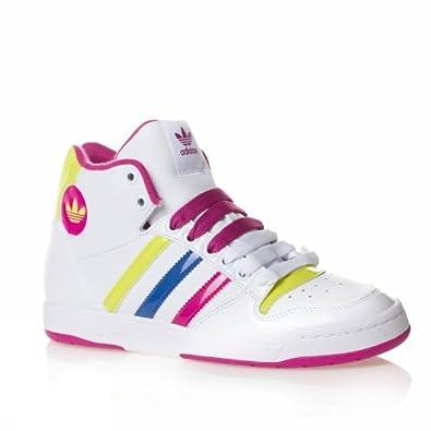 more photos 437b1 231f6 Adidas Midiru Court Mid W G44507 Damen Moda Schuhe