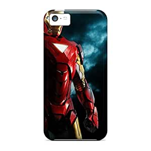 Premium Iphone 5c Case - Protective Skin - High Quality For 2010 Iron Man 2