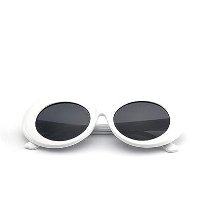 KOMNY Gafas de Sol Retro de los Hombres Gafas de Sol de ...