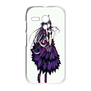 Motorola Moto G Phone Case White Date A Live Yatogami Tohka ZJC758010