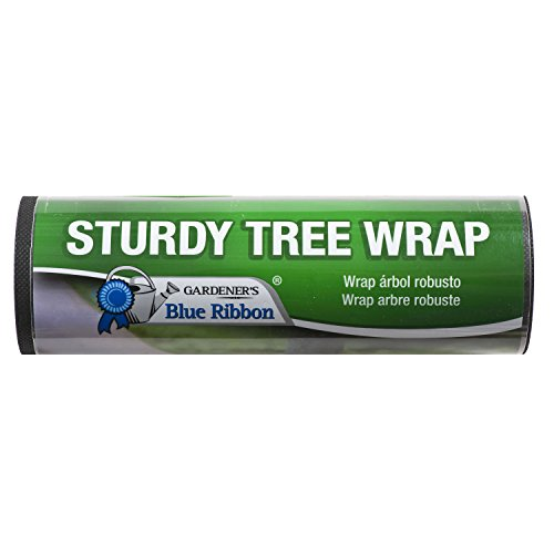 Gardener's Blue Ribbon T017B Fabric Sturdy Tree Wrap ()