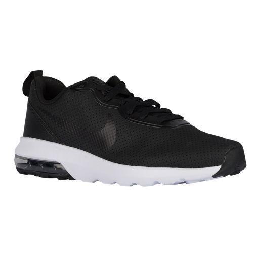 Nike Air Max Turbulence Ls, Noir / Blanc Noir / Noir-noir-blanc