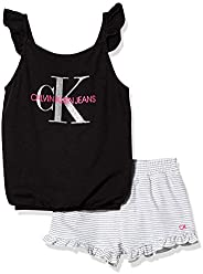 Calvin Klein Girls 2 Pieces Shorts Set Shorts Set