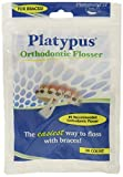 Platypus T130 30 Count Orthodontic Flossers for Braces (3 pack) (Packaging may vary)