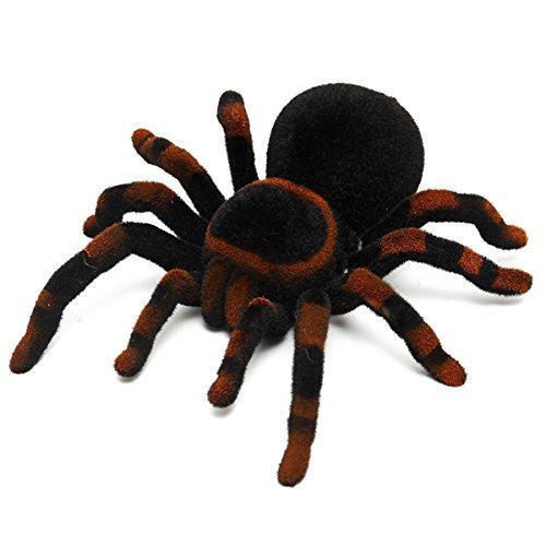TUAVITNA Remote Control 11'' 4CH Realistic RC Spider