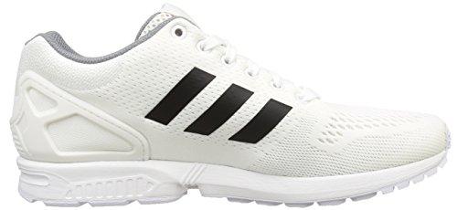 Homme Flux Zx Adidas Pour Noir Et Blanc Baskets qHTH4wF