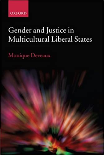 Book Gender and Justice in Multicultural Liberal States by Monique Deveaux (2009-02-15)
