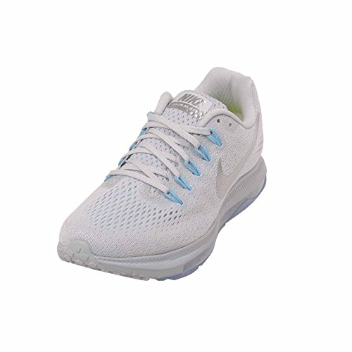 Nike Vrouwen Zoom All Out Laag Loopschoenen Zuiver Platina / Chrome