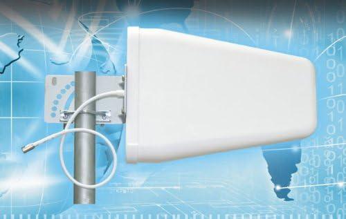 B0082R7TO8 Verizon Wireless Umw190 Pantech Umw190 Umw-190 USB Modem External Wide Band Log Periodic yagi Antenna Highest gain 41zxu2M3n1L.