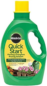 Miracle-Gro Quick Start Planting and Transplanting Starting Solution Bottle