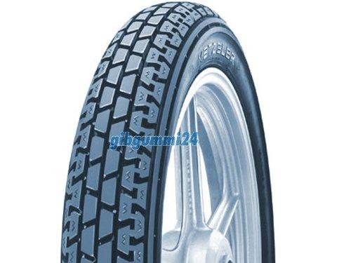 Metzeler Block-C 3.50-16 Reinforced Front/Rear Tire (Block Tire Tube)