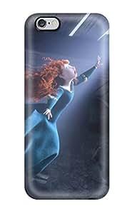 Brand New 6 Plus Defender Case For Iphone (princess Merida Brave Movie)