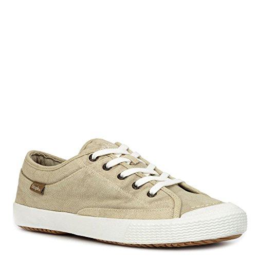 Einfacher Herren Wingman-D Fashion Sneaker Natürlich