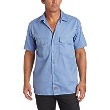 Dickies Men's Big-Tall Short Sleeve Work Shirt