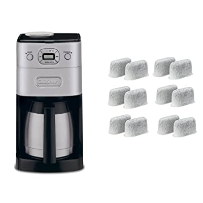Cuisinart Grind-and-Brew Thermal 10-Cup Automatic Coffeemaker from Cuisinart