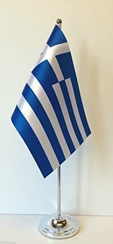 Griechische Tisch Flagge
