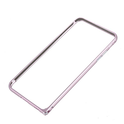 "RE:CRON® Bumper Handycase Rahmen für iPhone 6 Plus (5,5"") Aluminium - rosa"
