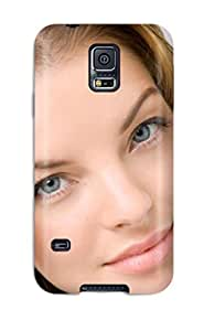 New Premium JPTozZO4635QQjET Case Cover For Galaxy S5/ Women Face Protective Case Cover by supermalls