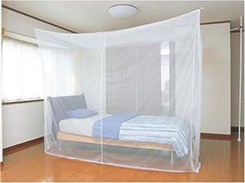Amazon|懐かしいが新しい!軽涼蚊帳(かや) 2段ベッド用 RM 20