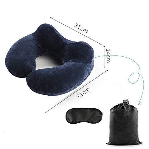 DoreenBow - Cojín de Cuello Hinchable para el Cuello ...
