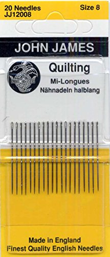 quilting needles for hand sewing - 5