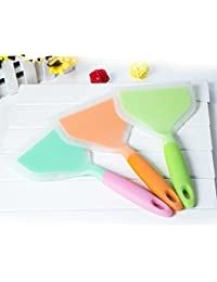 Get 100% food grade Silicone Kitchen Accessories Silicone spatula cooking tools for meats online