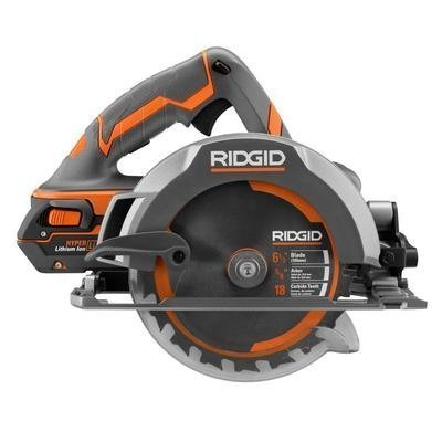 Ridgid ZRR8651B 18V Cordless Lithium-Ion X4 Circular Saw (Certified Refurbished)