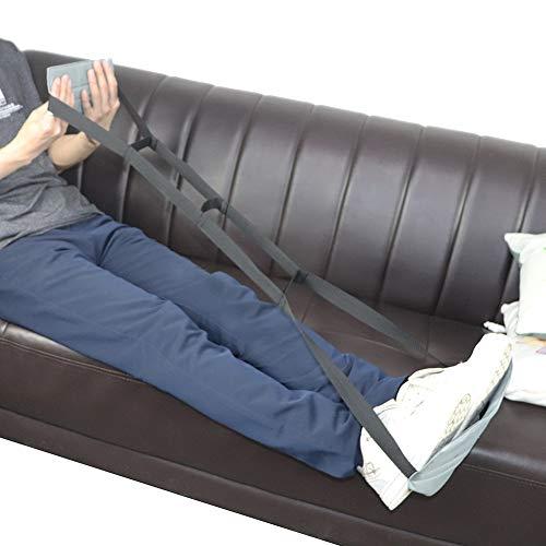 Amazon.com: Fushida Leg Lifter Strap, Rigid Foot Loop & Hand ...