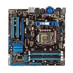 ASUS P7H55-M PRO Socket H (LGA 1156) uATX - Placa base (16 GB, Intel, Socket H (LGA 1156), Gigabit LAN, uATX, 7.1 channels)